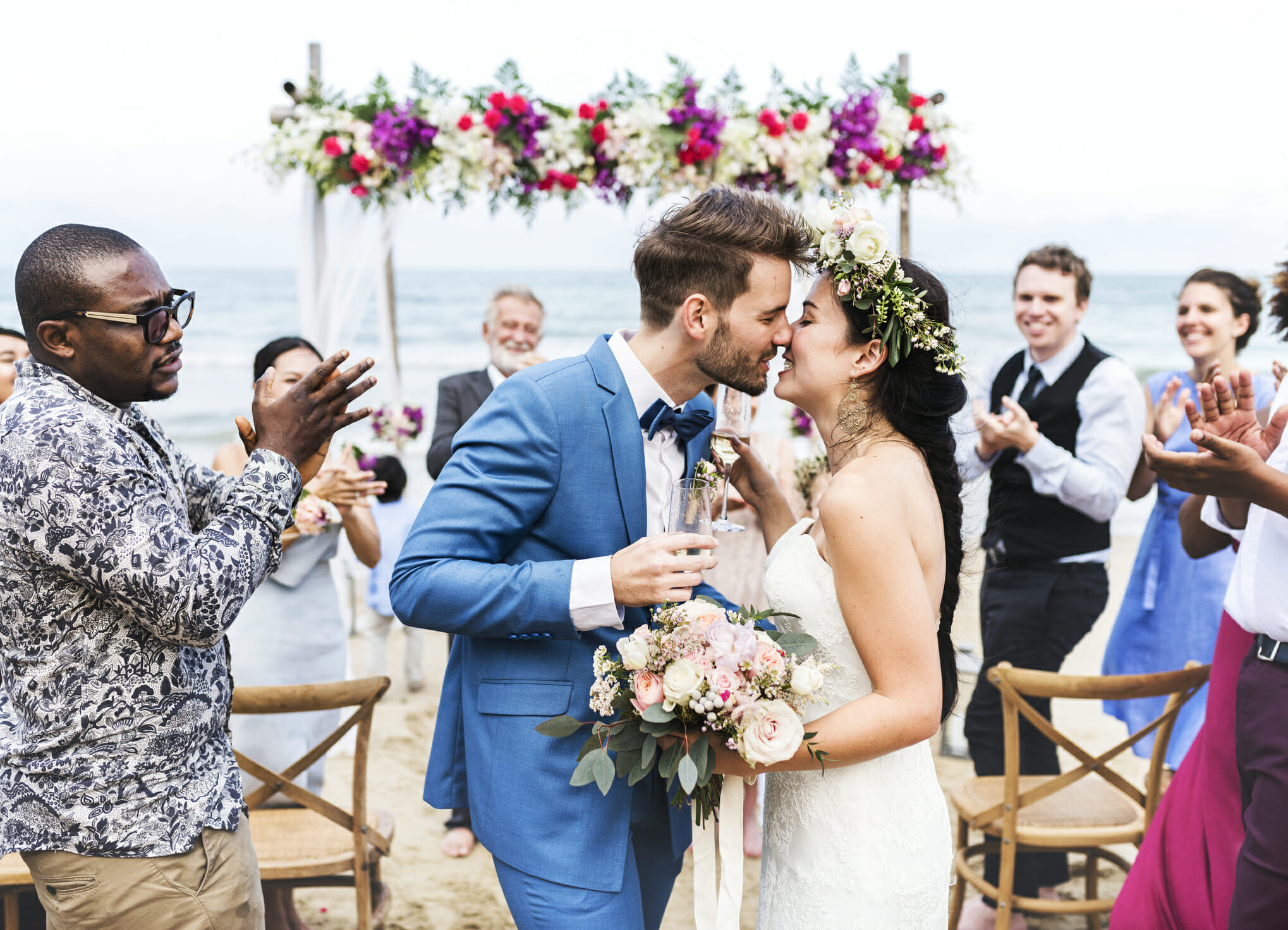 The Destination Wedding: Is It All It's Cracked up to Be?