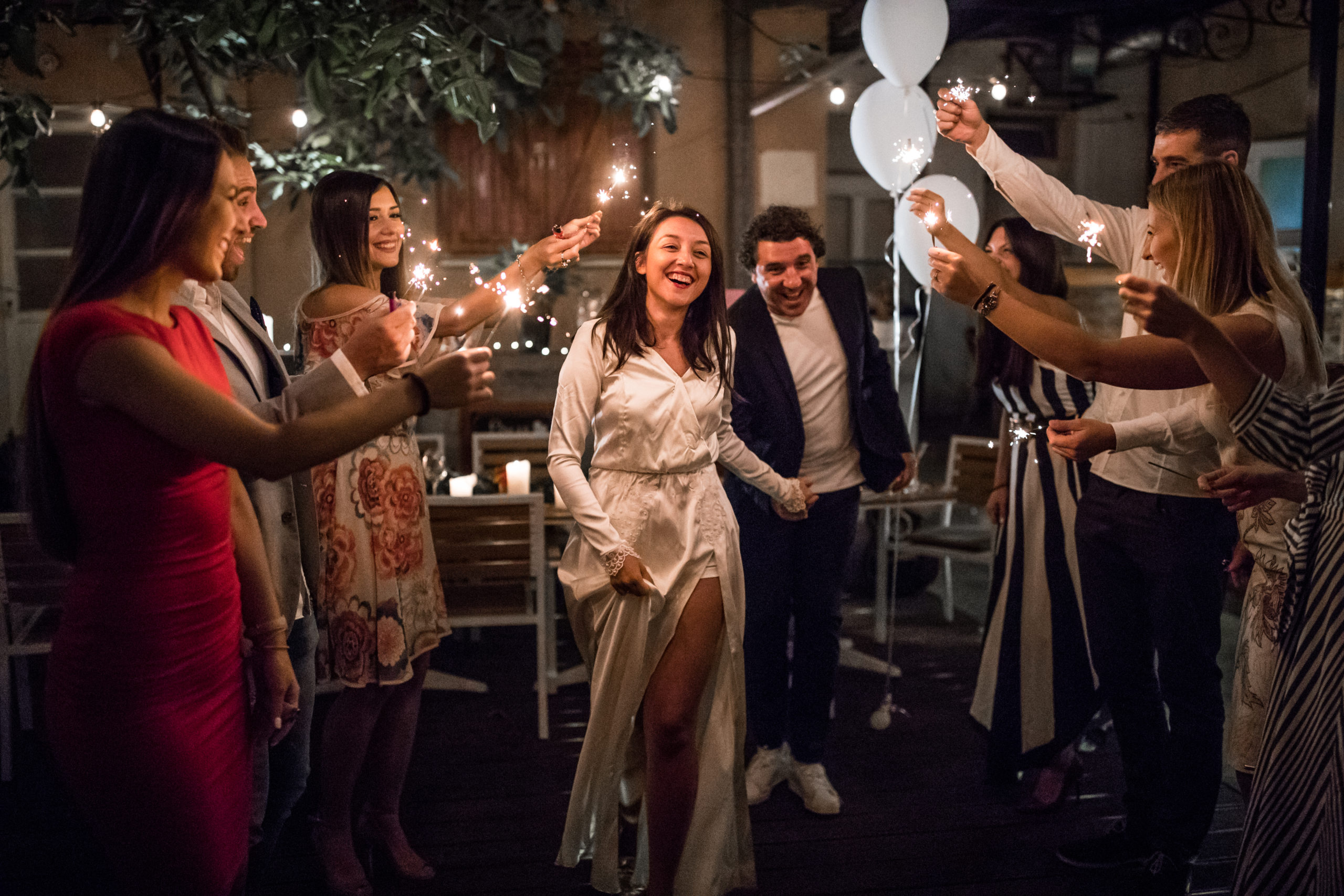 How One Couple Threw a $3,500 Wedding Bash